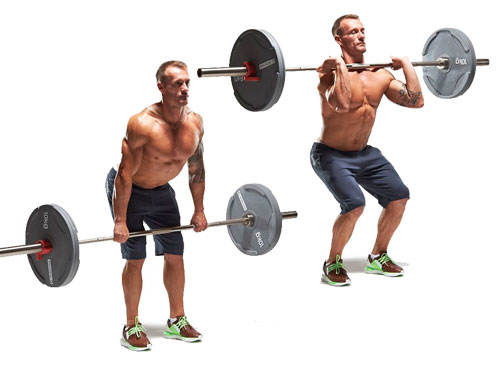 Crossfit Hang Clean