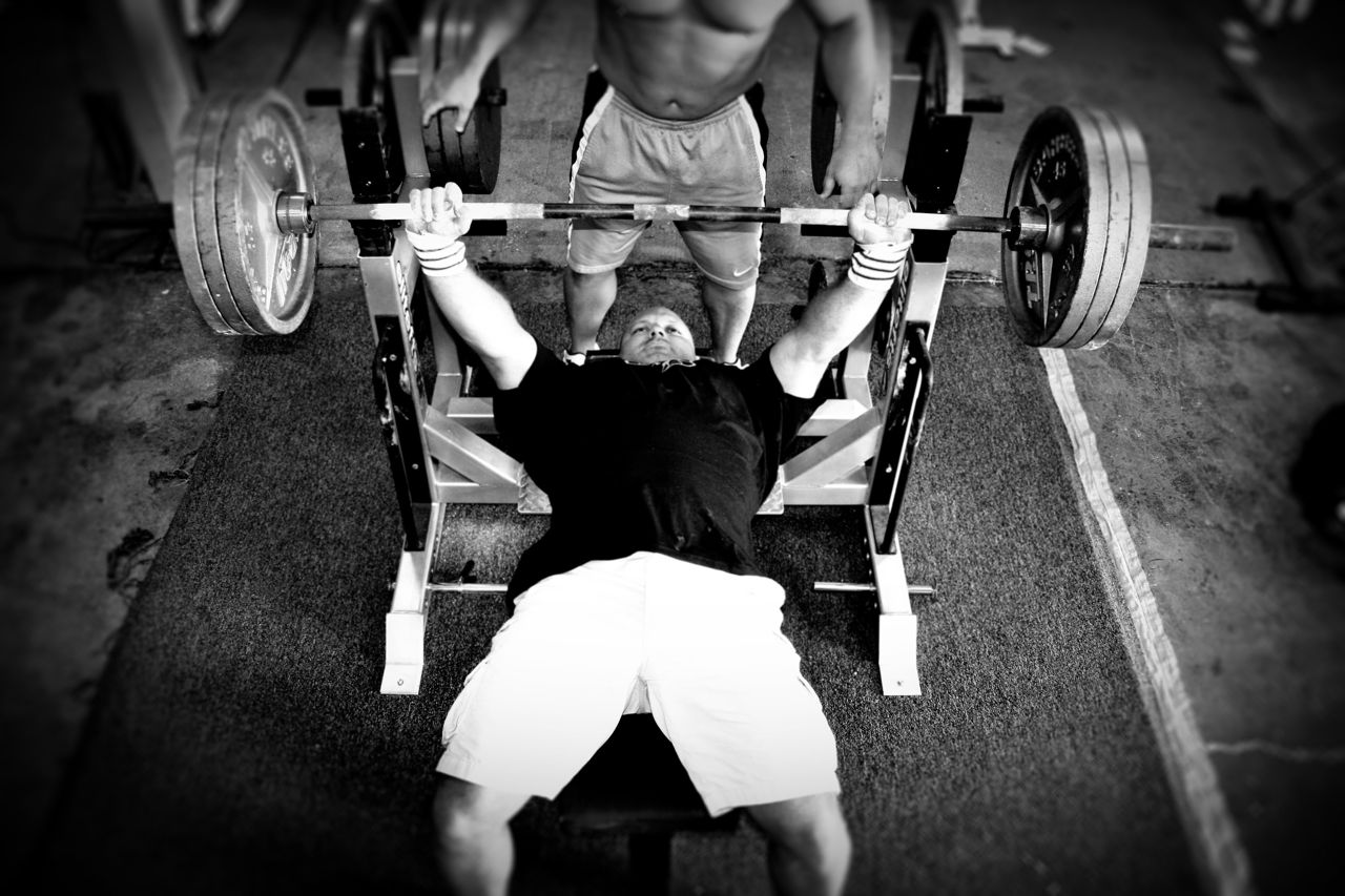 Crossfit Bench Press