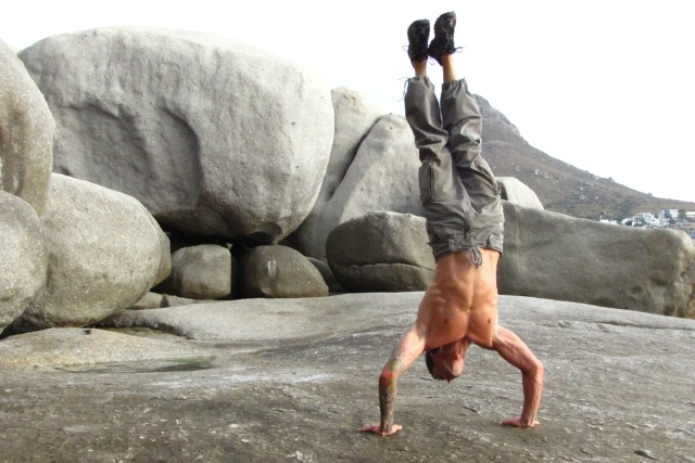 Crossfit Handstand Exercises
