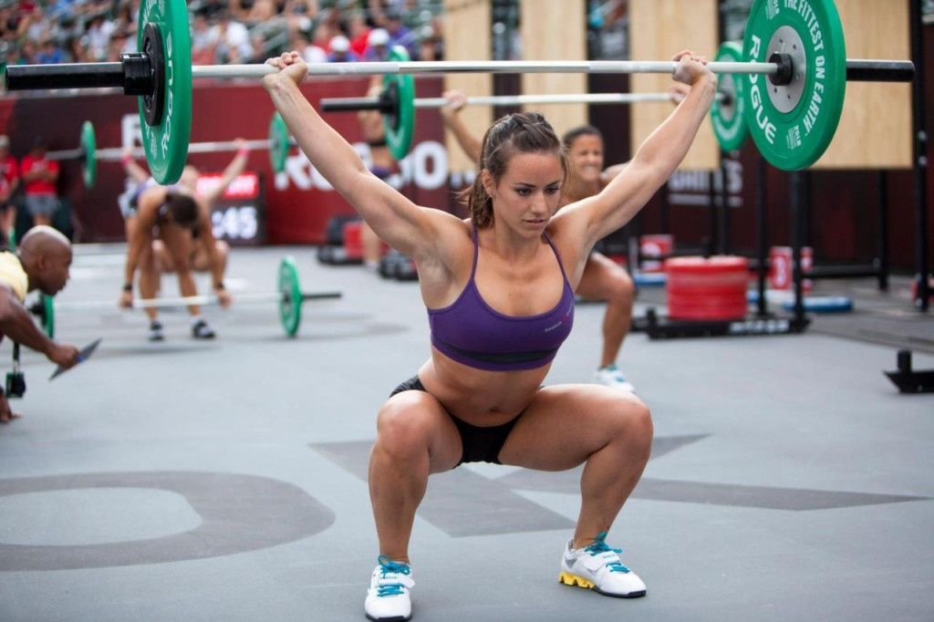 Crossfit Snatch Babe