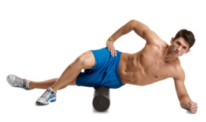 Myofascial Release IT Band Foam Roller