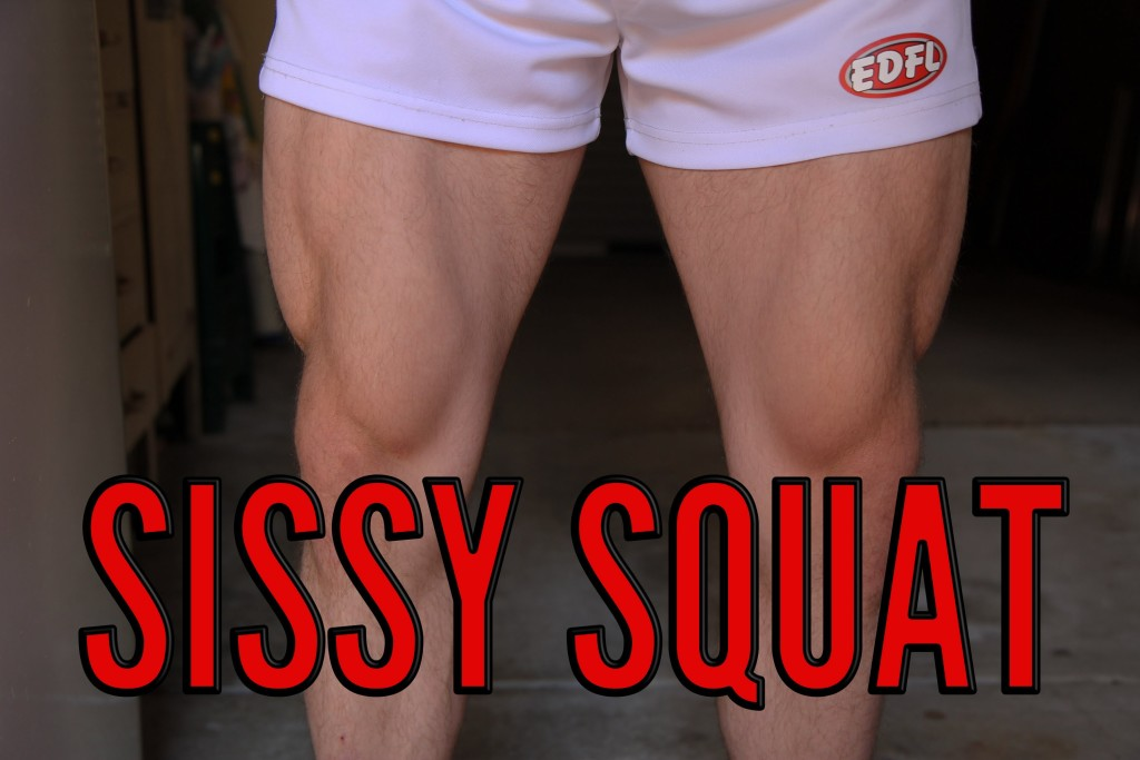Crossfit Sissy Squat Thighs