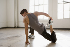 Crossfit Hip Flexor Stretch