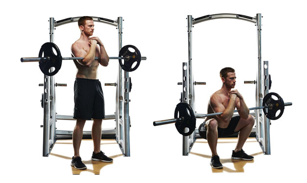 Crossfit Zercher Squat