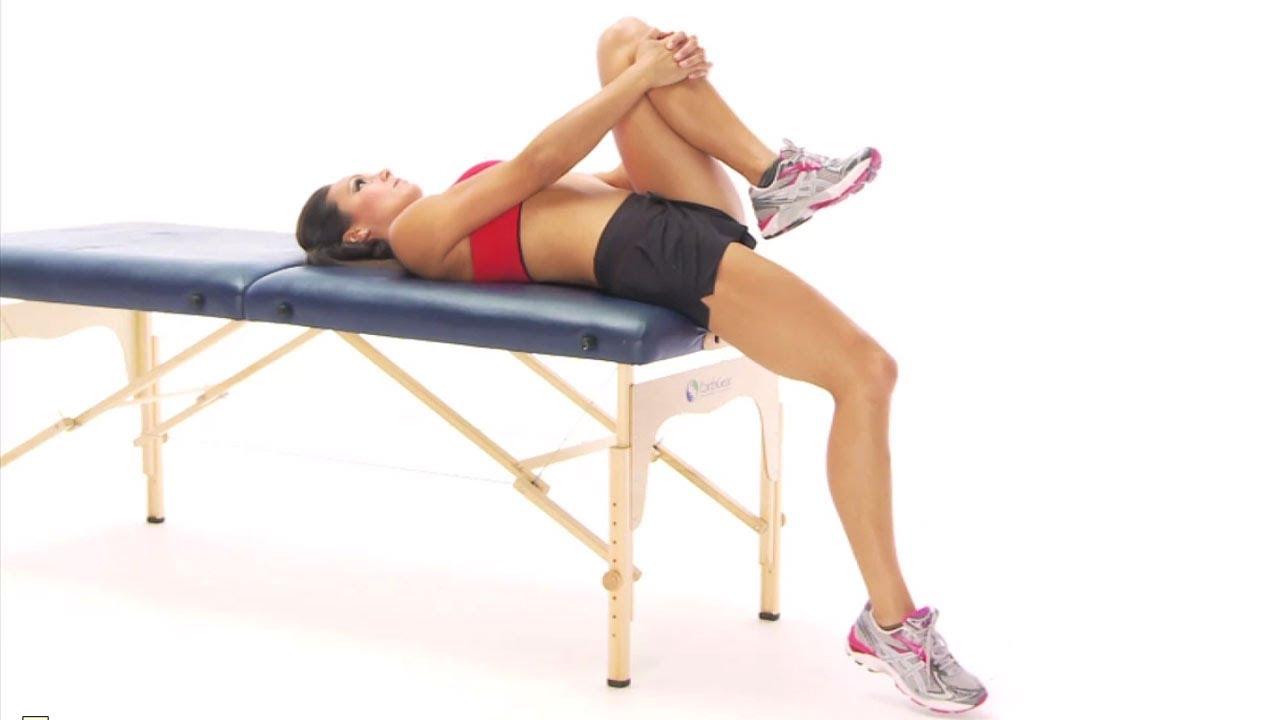 hip flexor ache comes and goes