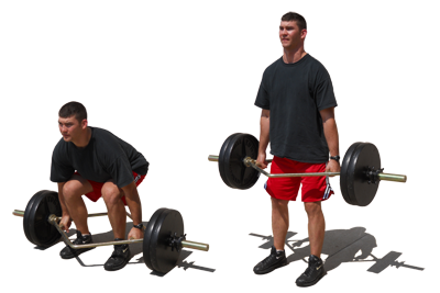 Don't Let the Deadlift 'Trap' You